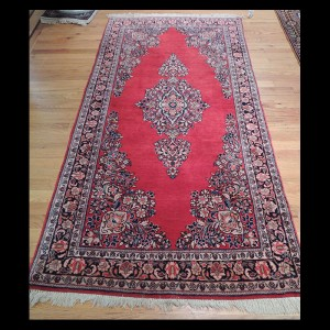 Magnificent Antique Persian Sarough Rug 4 x 6