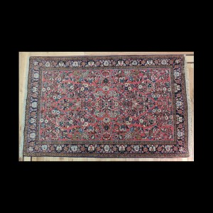 Absolutely Mint Condition Semi-Antique Persian Sarough Rug