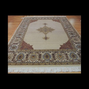 Dazzling Persian Kashan Oriental Area Rug 8 x 10