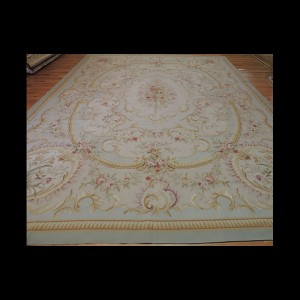 Splendid Oversize/Palace French Aubusson Style Oriental Area Rug 12 x 16