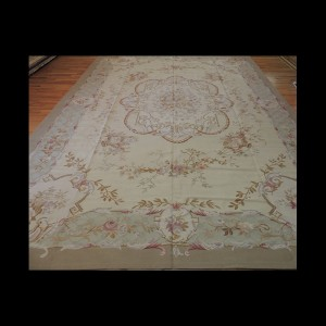 Superb Oversize/Palace French Aubusson Style Oriental Area Rug 11 x 16