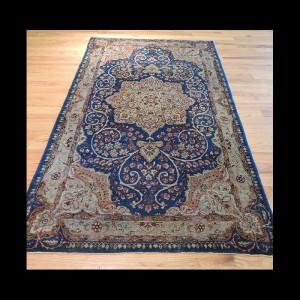 Placeholder Stunning Antique Persian Lavar Kerman Rug 3 x 5