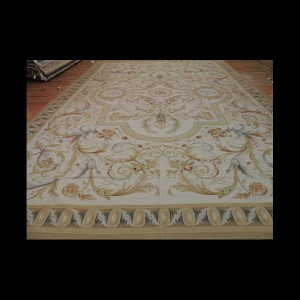 Gorgeous Oversize/Palace French Aubusson Style Oriental Area Rug 12 x 18