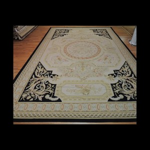 Spectacular Oversize/Palace French Aubusson Style Oriental Area Rug 12 x 18