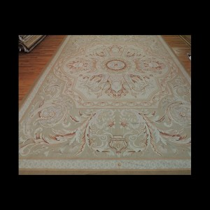 Oversize/Palace French Aubusson Style Oriental Area Rug 12 x 18