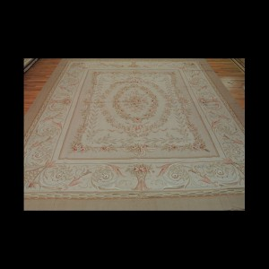 Brilliant Oversize/Palace French Aubusson Style Oriental Area Rug 12 x 15