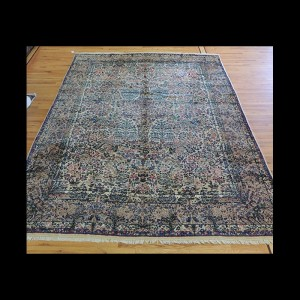 Placeholder Wonderful Antique Persian Lavar Kerman Rug 9 x 12