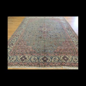 Antique Persian Mahal wool Oriental Area Rug 8 x 10